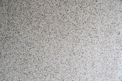 Terrazzo texture wall Stock Image
