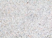 Terrazzoen som däckar gammal textur, eller polerad stenbakgrund med kopieringsutrymme tillfogar text royaltyfri foto