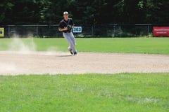 Terre de base-ball de Division de Lac-sud-ouest Photos libres de droits