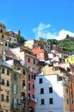 Terre de Cinque - Italie Images libres de droits