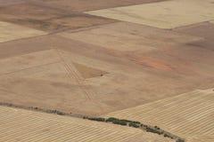 Terre de ferme Photographie stock libre de droits
