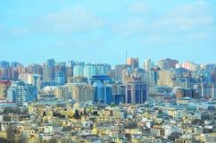 Terre de feu-Bakou Images libres de droits