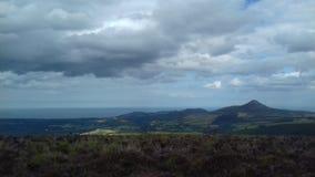 Terre de paysage images stock