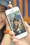 Terre de sourire Thaïlande Images libres de droits