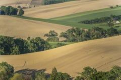 Terre de tissage photo libre de droits
