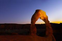 Terre del canyon Immagine Stock