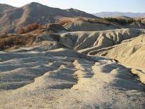 Terre del deserto Fotografia Stock