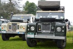 Terre Rover Series III 88 ` du ` e 109 Photographie stock libre de droits