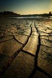 Terre sèche Images libres de droits
