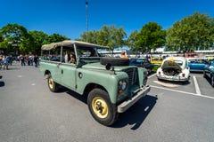 Terre tous terrains Rover Series de véhicule III photos stock