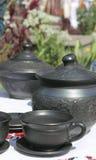Terrecotte di ceramica Fotografie Stock