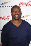 Terrell Owens Grand Opening Celebrity VIP Reception of the FIRST SIGNATURE LA FITNESS CLUB Stock Photos