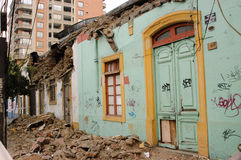 Terremoto Imagem de Stock