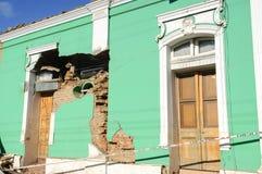 Terremoto Imagens de Stock