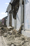 Terremoto Foto de Stock