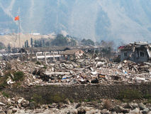 Terremoto imagenes de archivo