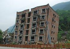 terremoto de 2008 512 Wenchuan Fotografia de Stock