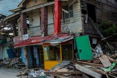 Terremoto de Bohol Foto de archivo libre de regalías