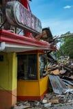 Terremoto de Bohol Imagen de archivo libre de regalías