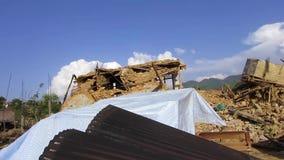 Terremoto de Nepal metrajes