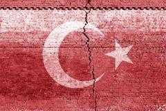 Terremoto de Turquía Foto de archivo libre de regalías