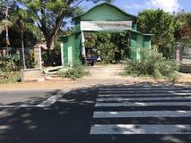 Terremoto di Lombok in Senggigi Fotografie Stock