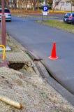 Terremoto maciço de Japão 1ø março 2011 Imagem de Stock Royalty Free