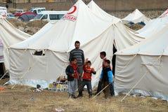Terremoto in Turchia Fotografie Stock Libere da Diritti