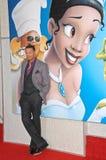 Terrence Howard, Walt Disney lizenzfreie stockbilder