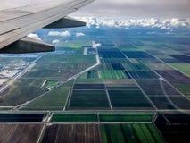 terreni coltivabili in Florida del sud Immagini Stock Libere da Diritti