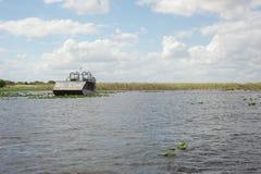 Terreni paludosi - Florida Fotografia Stock