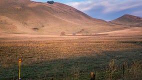 Terreno aberto seco da seca fotos de stock royalty free