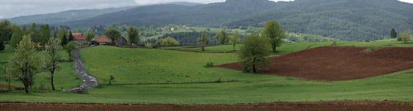 Terreno arabile Immagine Stock Libera da Diritti