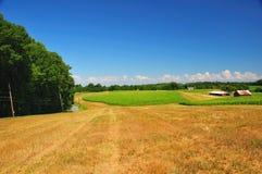 Terreno coltivabile della Pensilvania Fotografia Stock