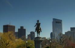 Terreno comunale di Boston Fotografia Stock