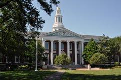 Terreno da Escola de Negócios de Harvard Fotografia de Stock