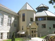 Terreno da faculdade de Middlebury Foto de Stock Royalty Free