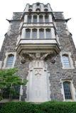 Terreno da Universidade de Princeton em New-jersey Fotografia de Stock Royalty Free