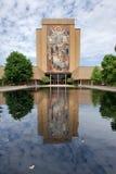 Terreno de Notre Dame Foto de Stock