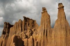 Terreno della montagna Fotografia Stock Libera da Diritti