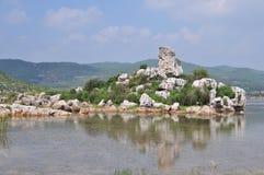 Terreno paludoso di Haifeng fotografia stock
