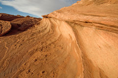 Terreno rugoso Fotografía de archivo libre de regalías