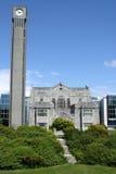 Terreno, universidade do Columbia Britânica Foto de Stock