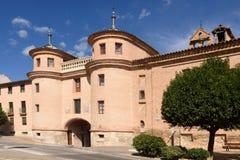Terrer dörr, Calatayud Zaragoza landskap, Royaltyfri Bild