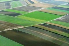 Terres cultivables en Allemagne Image stock