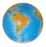 Terrestrial globe Royalty Free Stock Photo