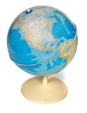 Terrestrial globe Royalty Free Stock Photography