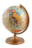 Terrestrial globe Stock Images