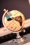 Terrestrial globe Stock Photo