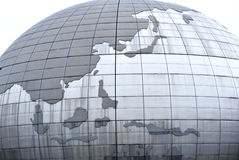 Terrestrial globe Stock Photography